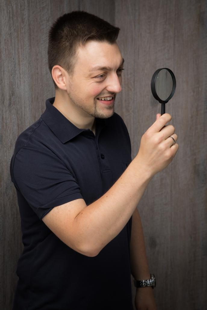 Sie suchen - Ben findet