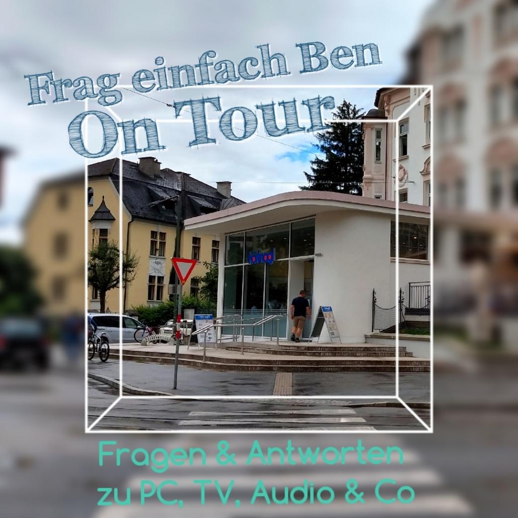 Frag-einfach-Ben ON TOUR